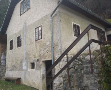 Property Idrija for sale, house with a view
