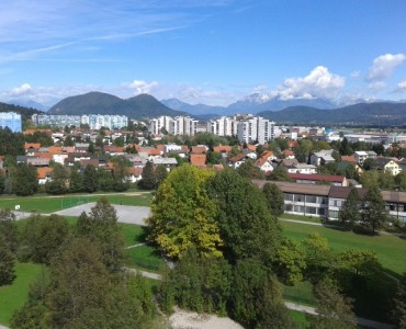 Real estate Ljubljana, Šiška for sale attractive apartment with view